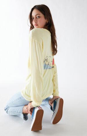 Surfer Girl Long Sleeve T-Shirt image number null