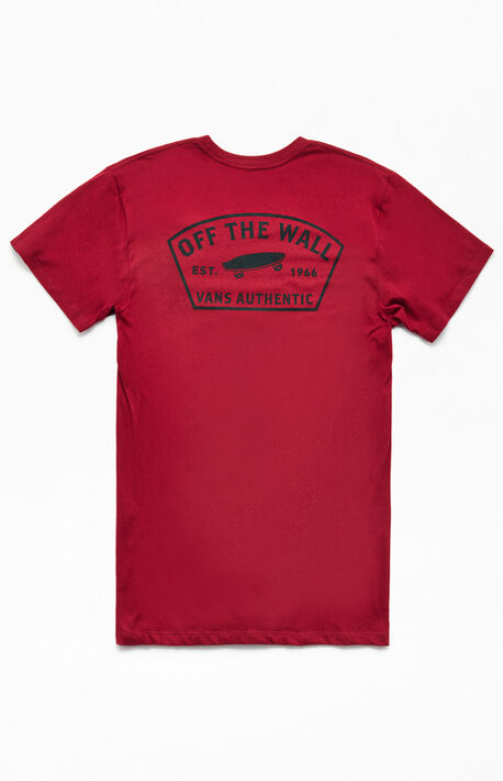 9404487403 Red Workwear T-Shirt