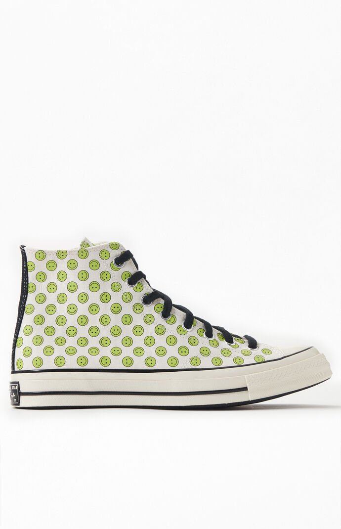 Chuck 70 Happy Camper Ombre High Top Shoes