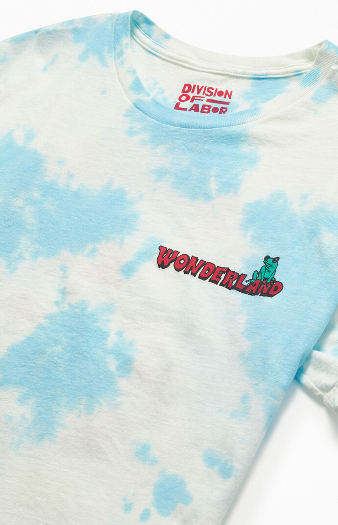 Tie-Dyed Wonderland T-Shirt
