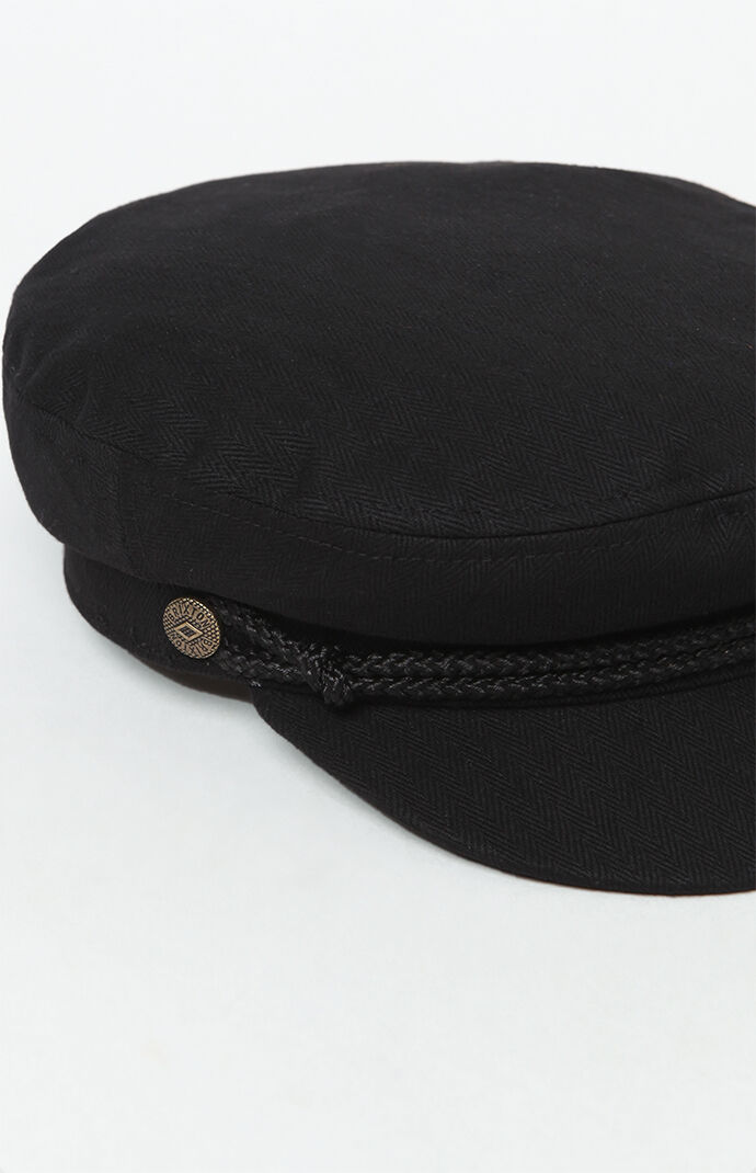 Brixton Black Fiddler Fisherman Hat at PacSun.com cbeed38943e