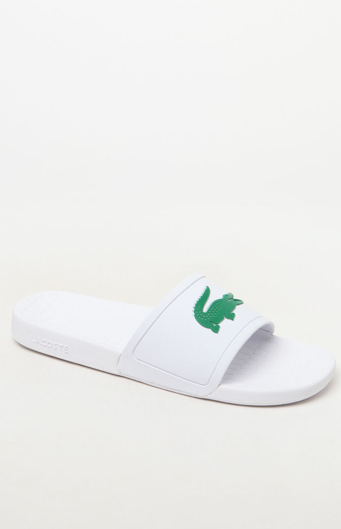 ad69535bf2fa Lacoste Frasier 318 Slide Sandals