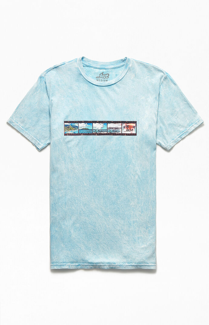 Nuclear Paradise Wash T-Shirt