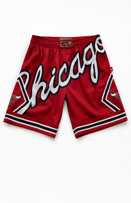 Big Face Bulls Basketball Shorts