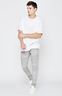 Peszek French Terry Moto Jogger Pants