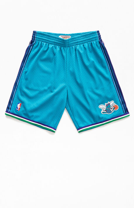 Hornets Swingman Basketball Shorts