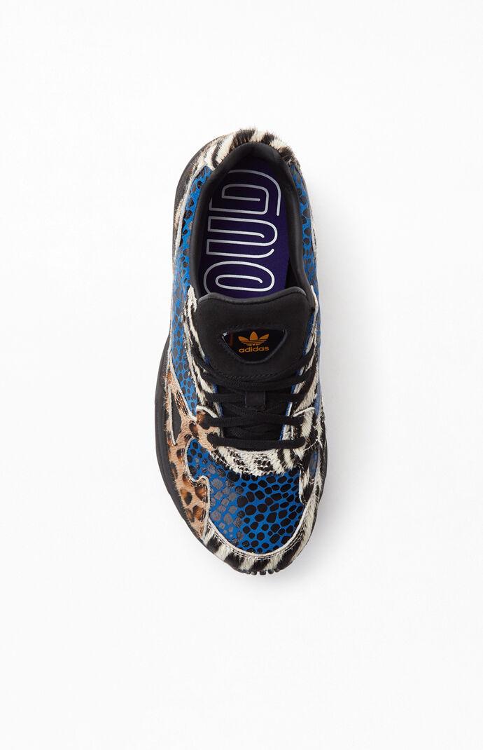Women's Leopard Falcon Sneakers