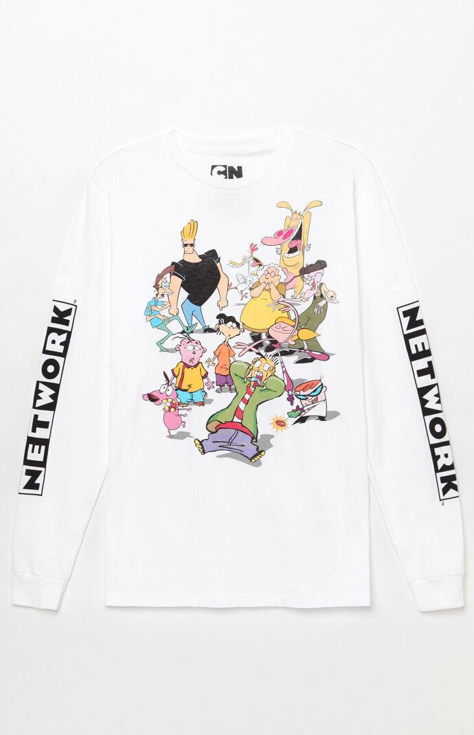 07dbdff70 Cartoon Network Long Sleeve T-Shirt at PacSun.com
