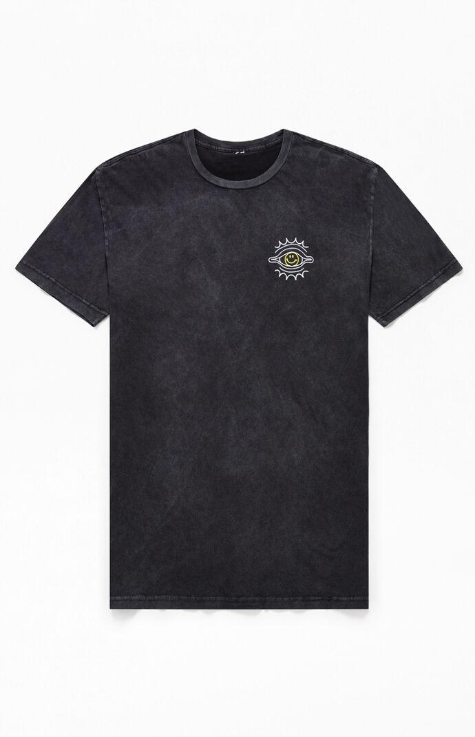 Third Eye Embroidery T-Shirt