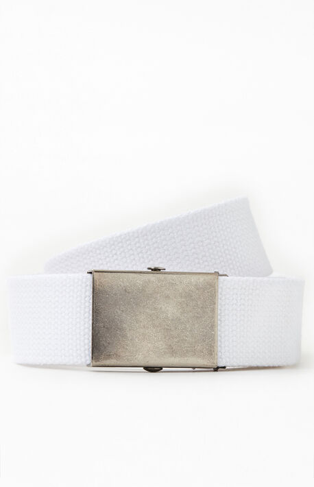 Utility Label Belt