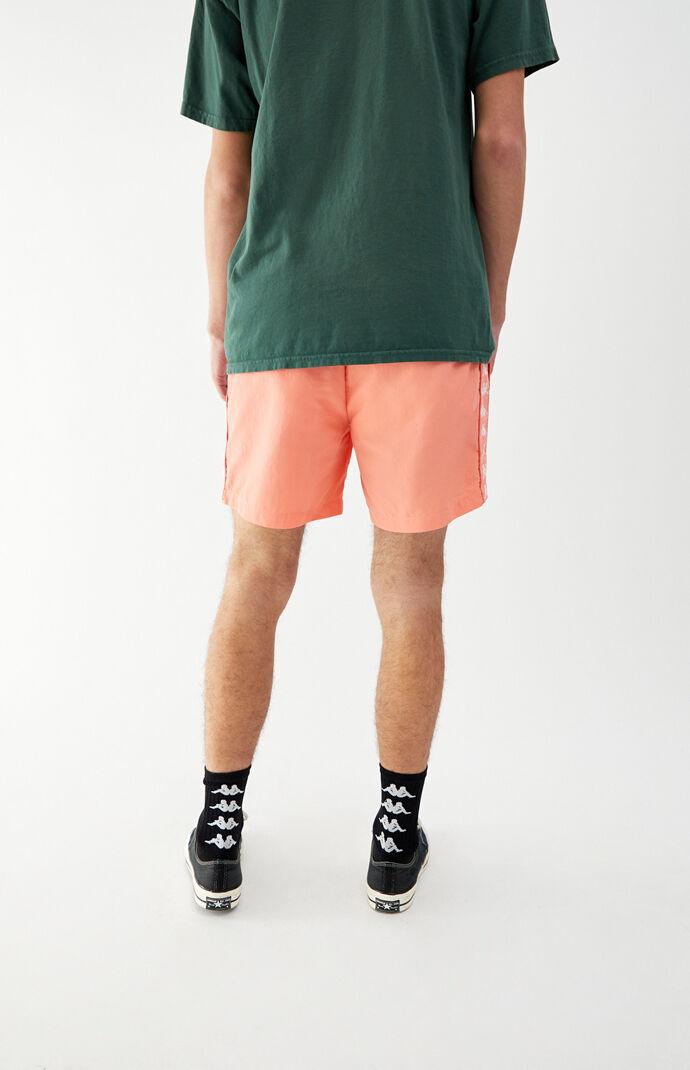 Banda Coney Nylon Active Shorts