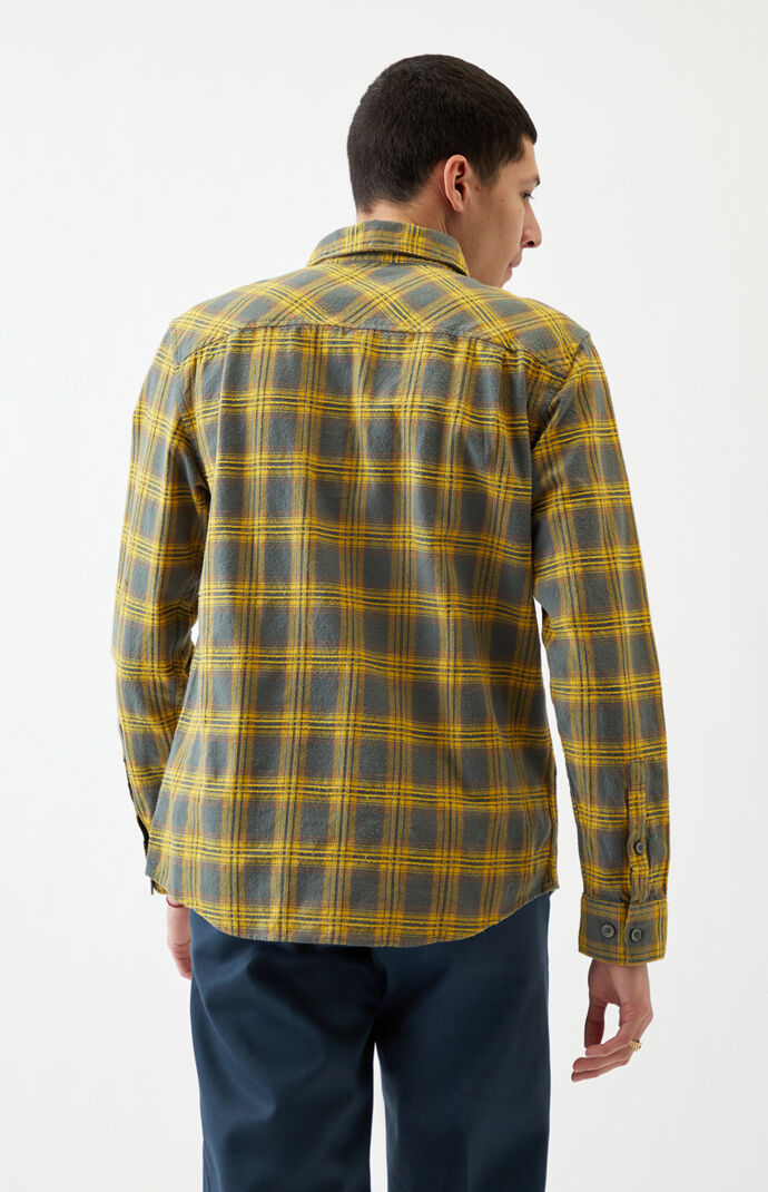 That'll Work Plaid Flannel Shirt