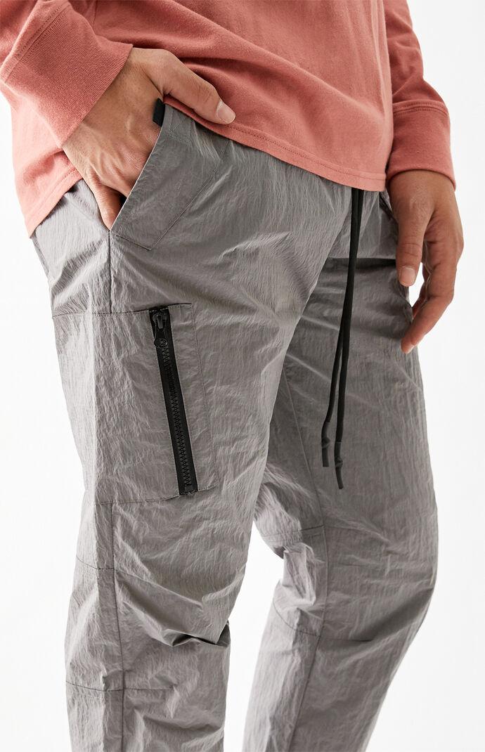 Henry Nylon Military Jogger Pants