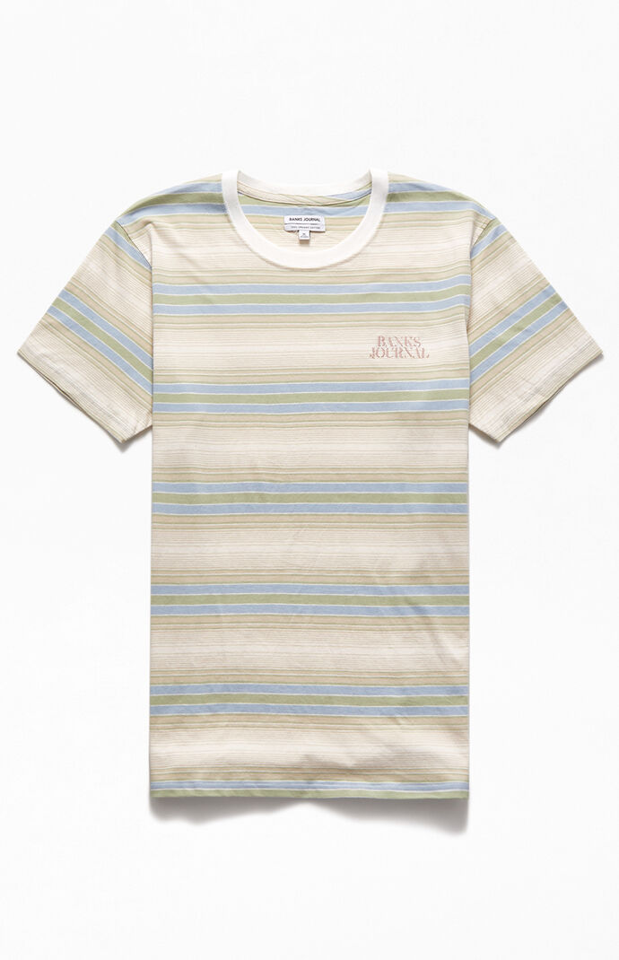 Striped Gallon Deluxe T-Shirt