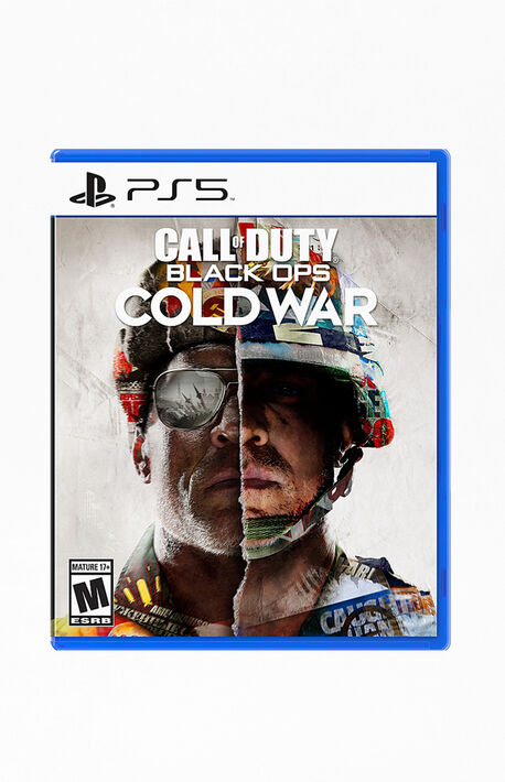 Call Of Duty: Black Ops Cold War PS5 Game