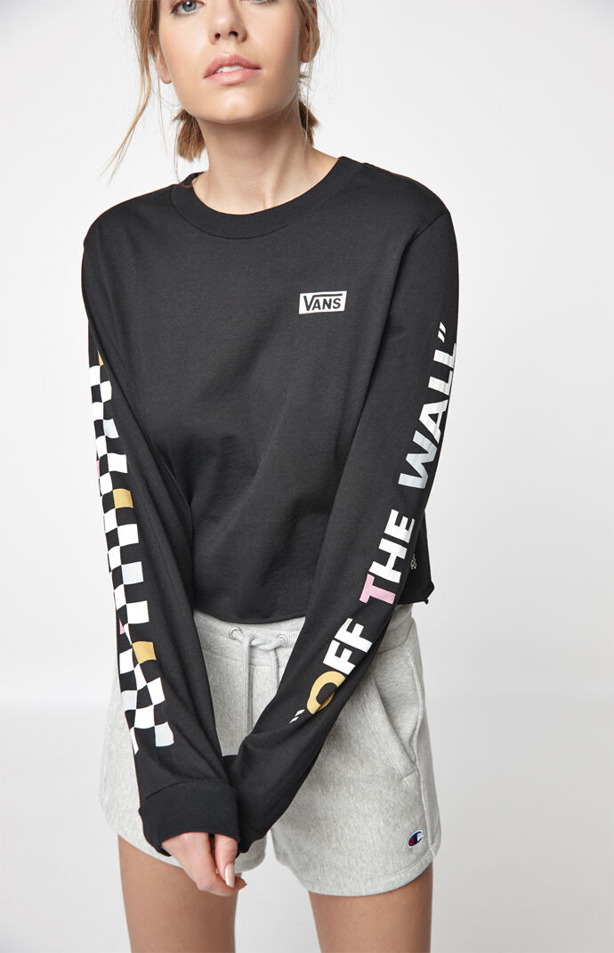 Flipside Long Sleeve T Shirt by Vans