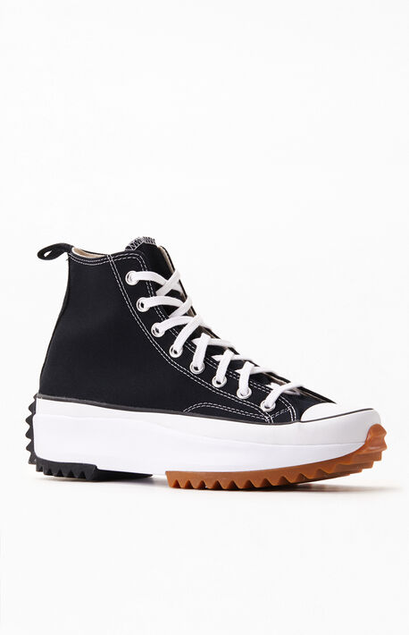 Run Star Hike High Top Shoes