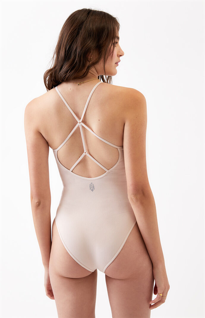 Free People Dance All Day Bodysuit at PacSun.com