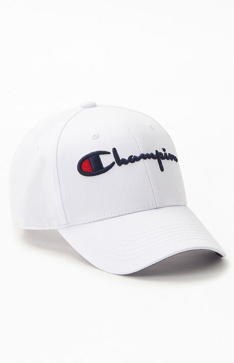 Classic Twill Strapback Dad Hat
