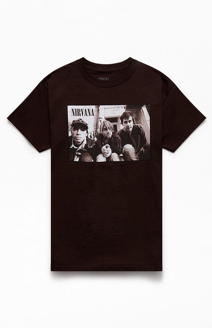 Nirvana Photo T-Shirt