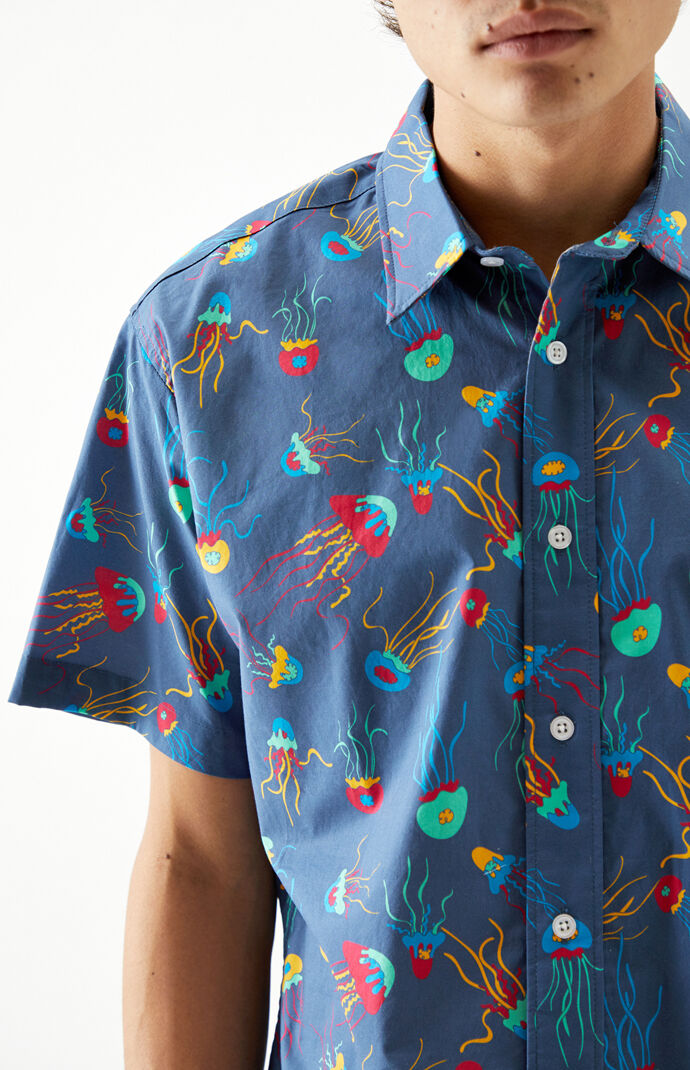 Jellyfish Camp Shirt