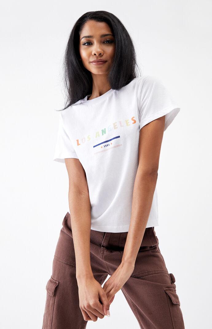 Los Angeles Slim T-Shirt