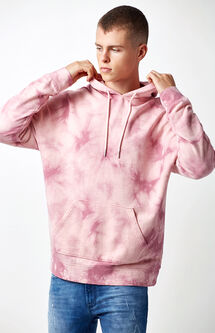 Hofn Washed Relaxed Pullover Hoodie