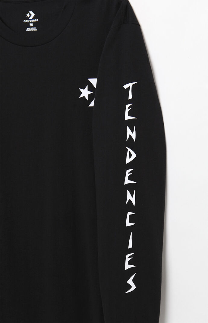 30fc7cca4a6e Converse x Suicidal Tendencies Long Sleeve T-Shirt