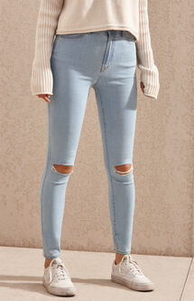 Super High Rise Jeggings