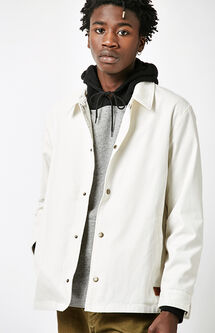 Wright Twill Coach Jacket