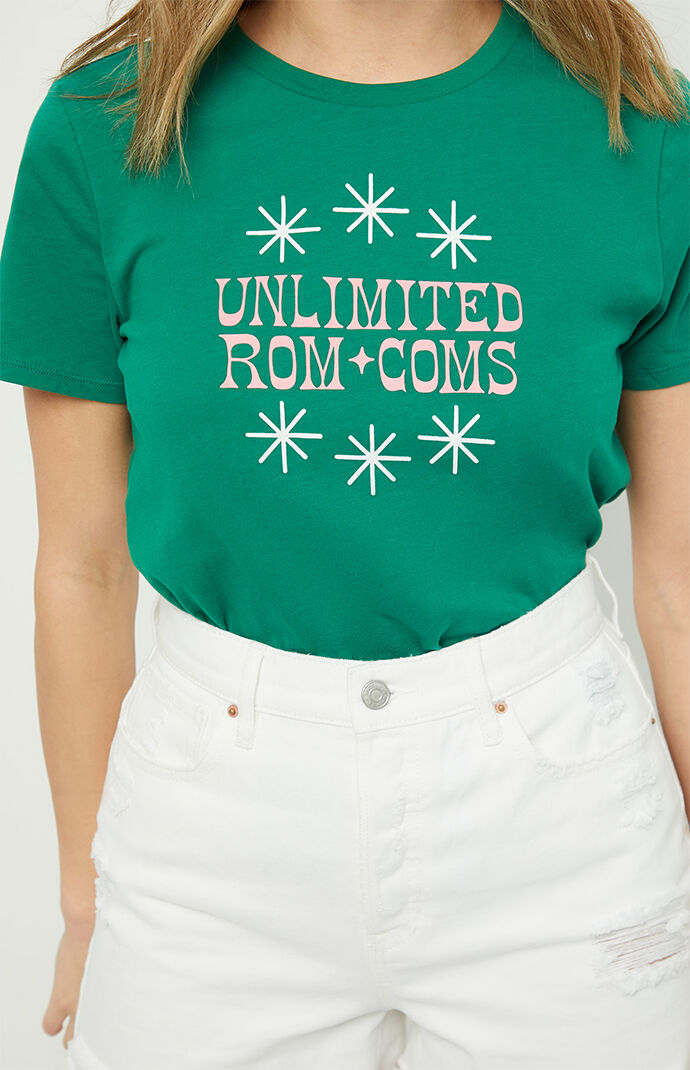 Unlimited Rom Coms T-Shirt