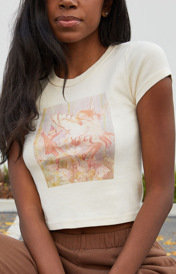 Fairy Cropped T-Shirt