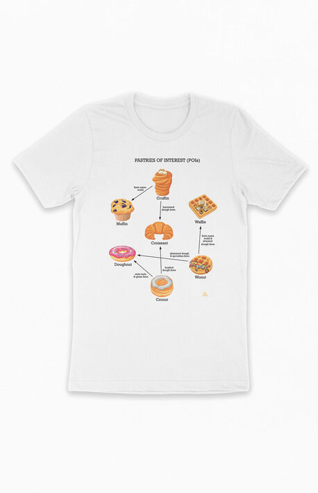 Pastries Of Interest T-Shirt