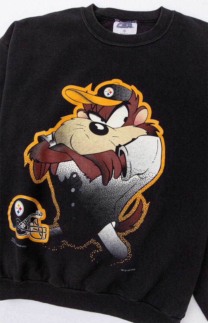 Eco Taz Steelers Sweatshirt