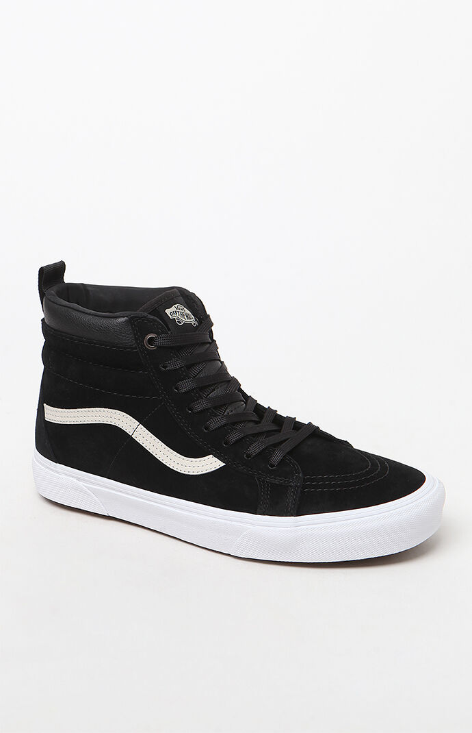 d79dc1ac9e Vans Weatherized Sk8-Hi MTE Black Shoes at PacSun.com