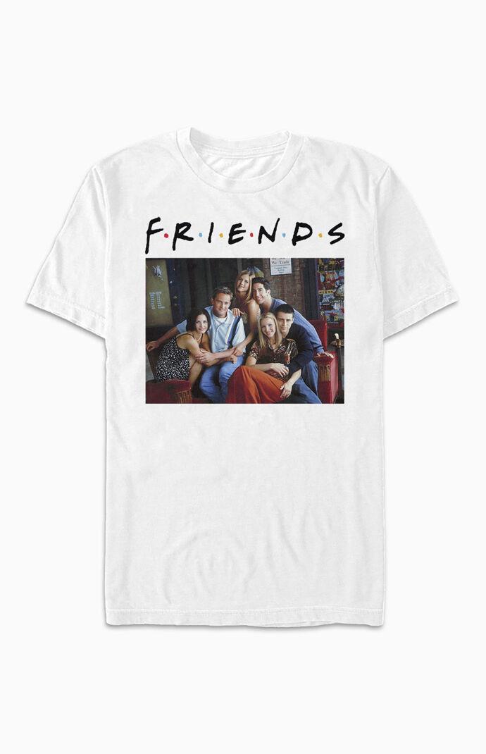 Friends Classic Logo T-Shirt