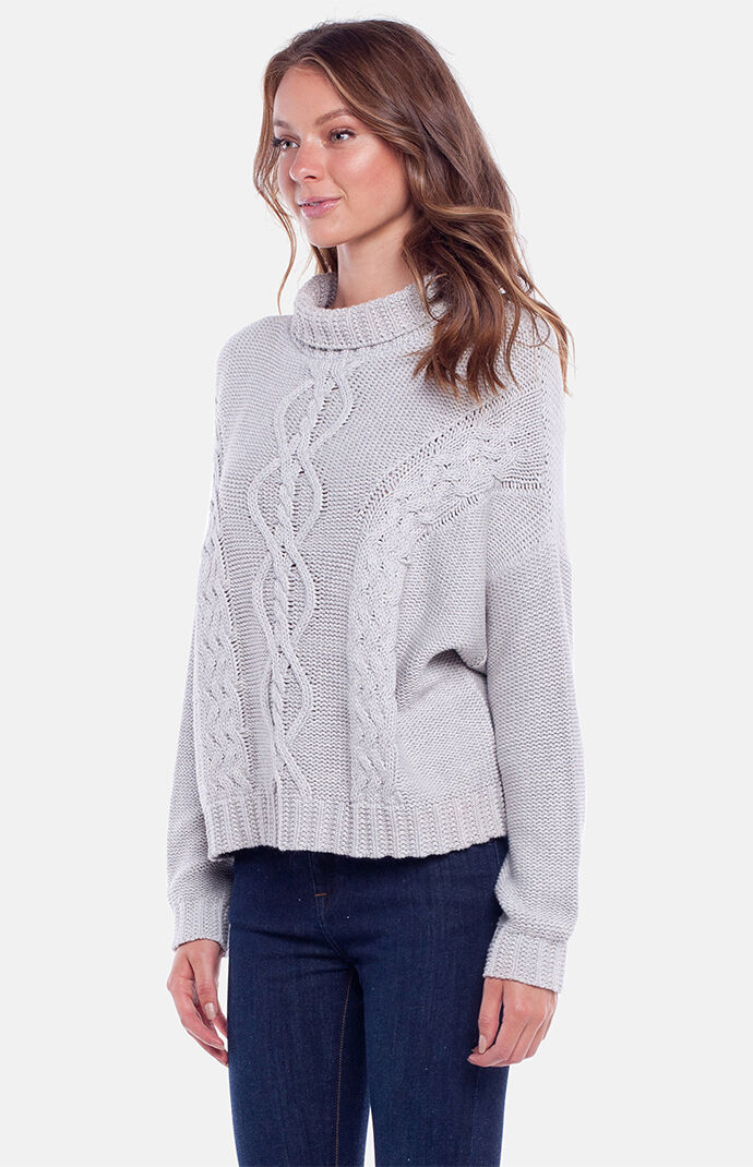 Yacht Cable Knit Sweater