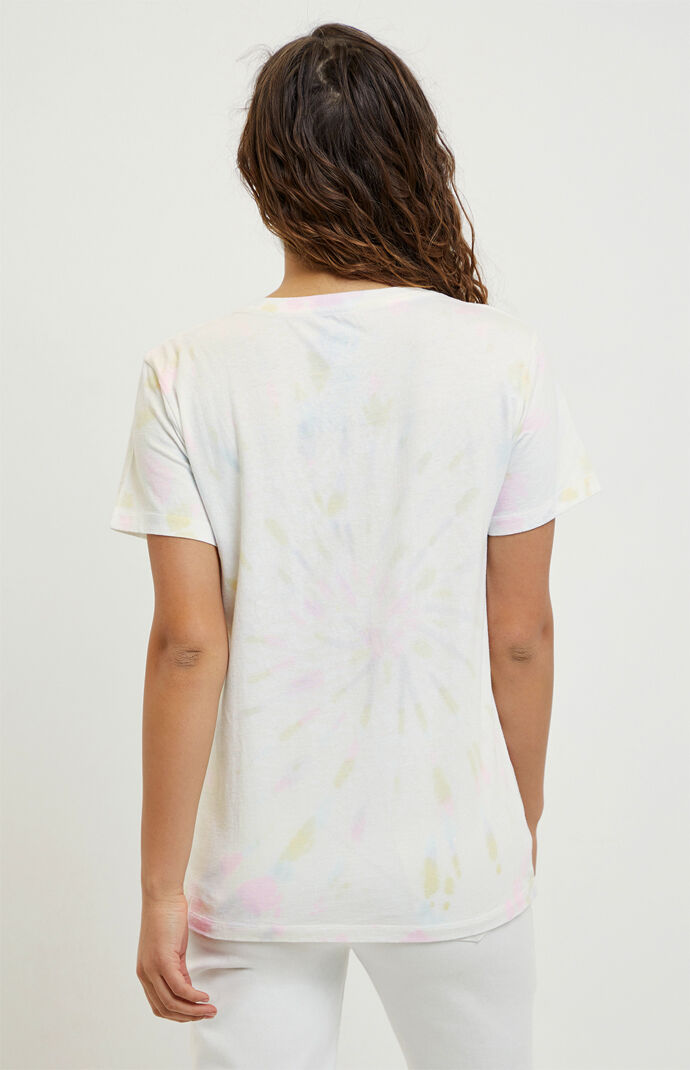 Tie-Dyed Smokey Boyfriend T-Shirt