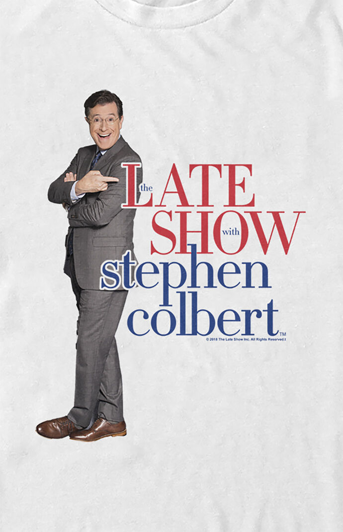 Stephen Colbert Late Show T-Shirt