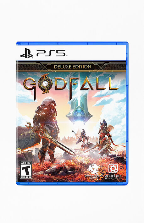 Godfall: Deluxe Edition Playstation 5 Game