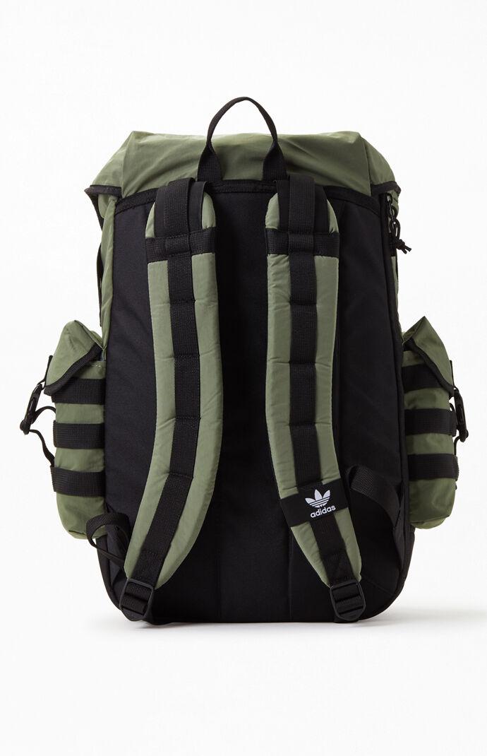 Olive Urban Utility Backpack