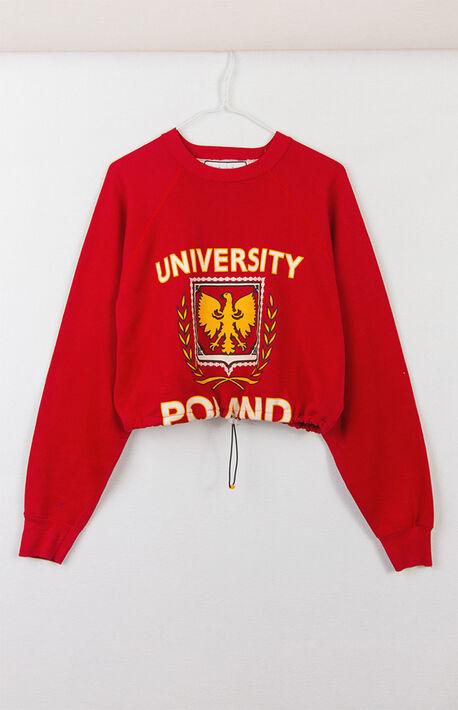 Upcycled Poland Sweatshirt