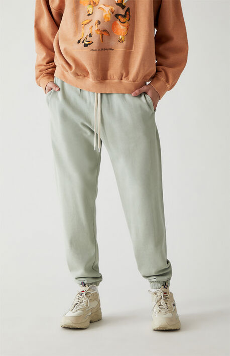 Sage Fleece Sweatpants