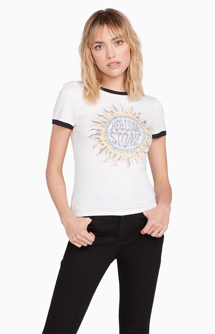 Go Faster Ringer T-Shirt
