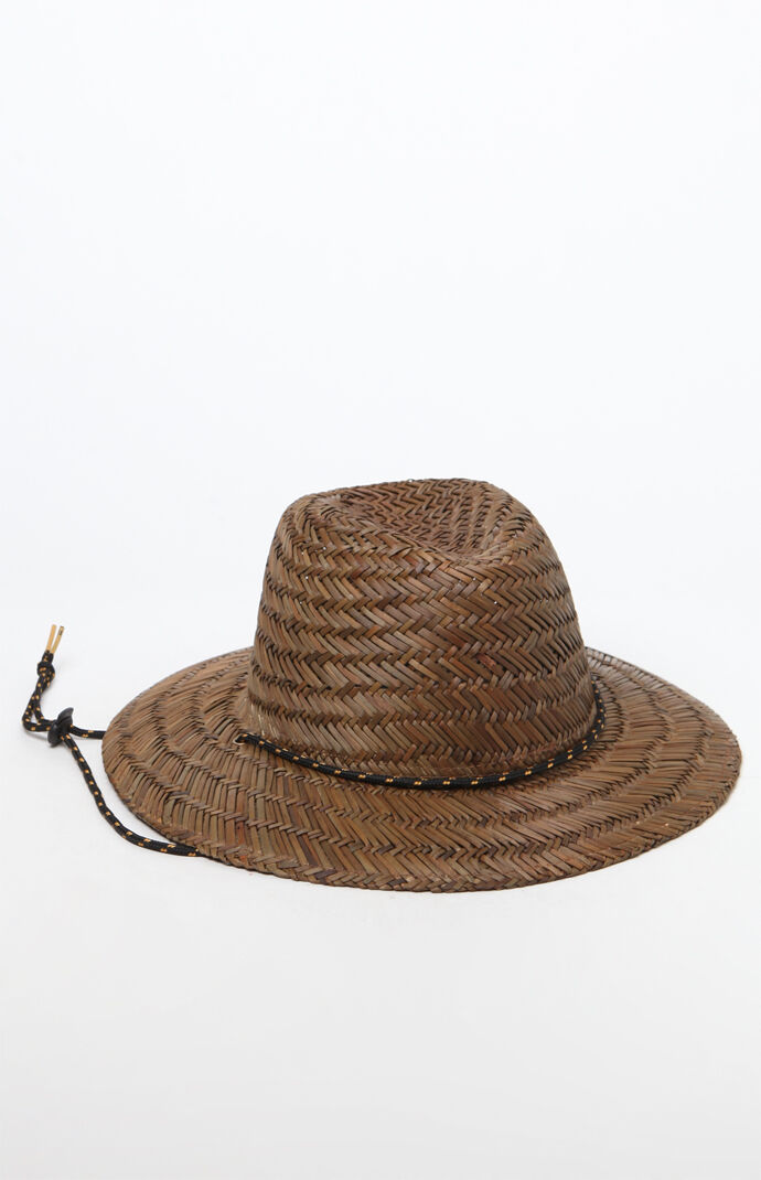 6aa6bfc5682 Billabong Nomad Straw Lifeguard Hat at PacSun.com