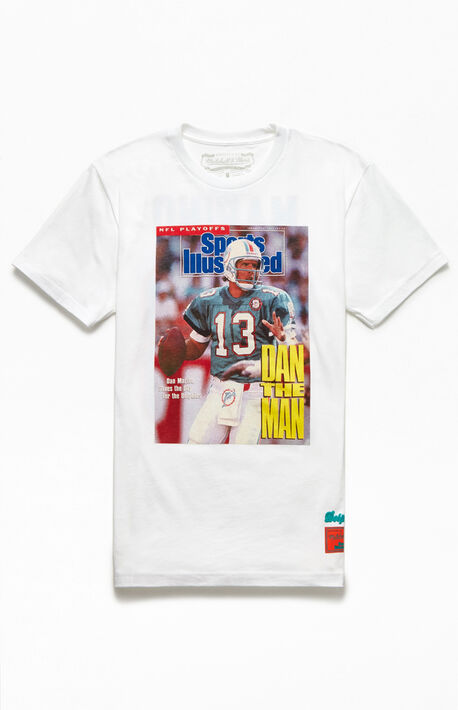 x Sports Illustrated Dan Marino T-Shirt