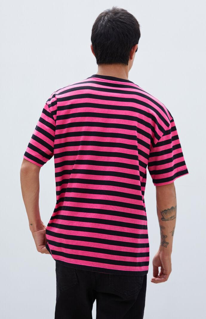 Hertz Striped Regular T-Shirt