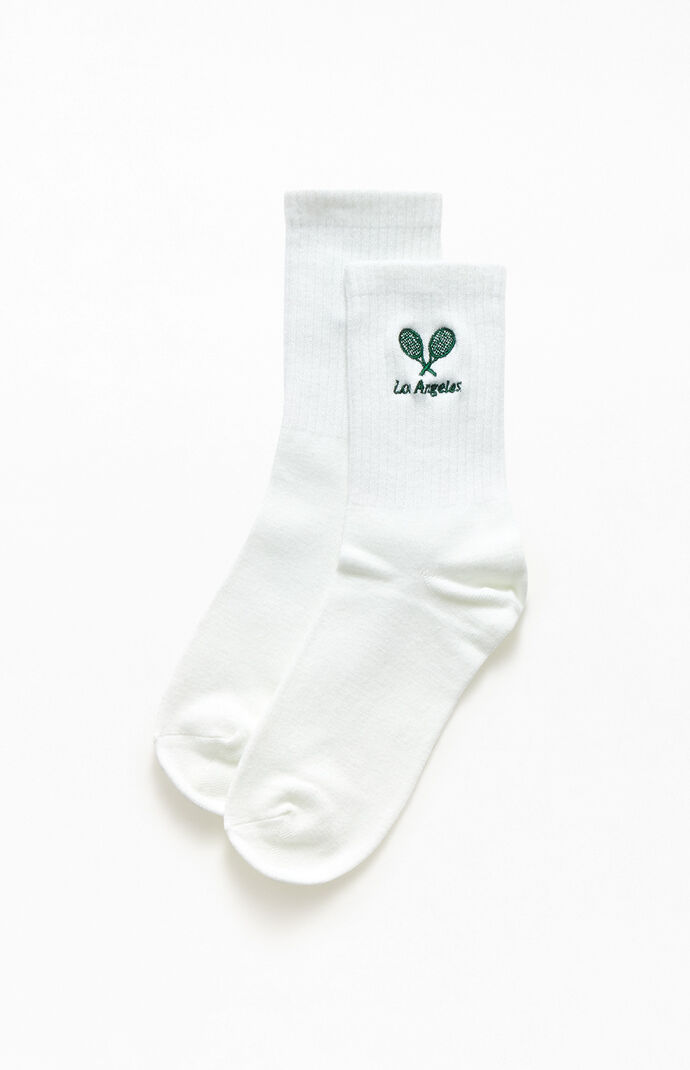 Los Angeles Racket Socks