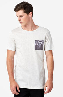 Wilson Leafy Pocket T-Shirt