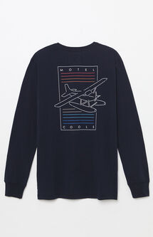 Seaplane Long Sleeve T-Shirt